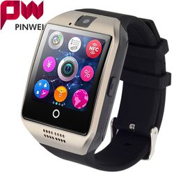 PINWEI 2018 Bluetooth Smart Watch Smartwatch Support SIM Card GSM Video Camera Support Android/IOS Smart Phone PK GT08