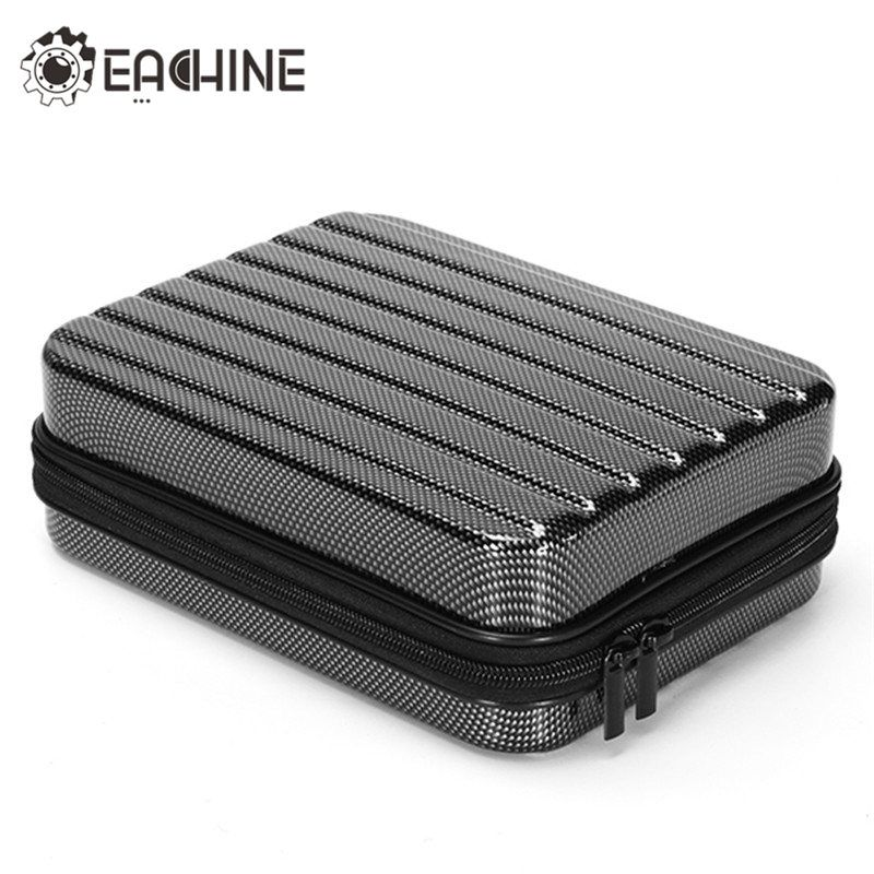 Eachine E58 RC Drone Quadcopter Hard Shell Waterproof Carrying Case Storage Box Handbag for FPV Racing Drone And Transmitter