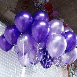 Дюймов 12 шт. дюймов жемчуг латекс шарики Воздушные шары День рождения баллоны Свадебные украшения Гелиевый шар вечерние вечеринок