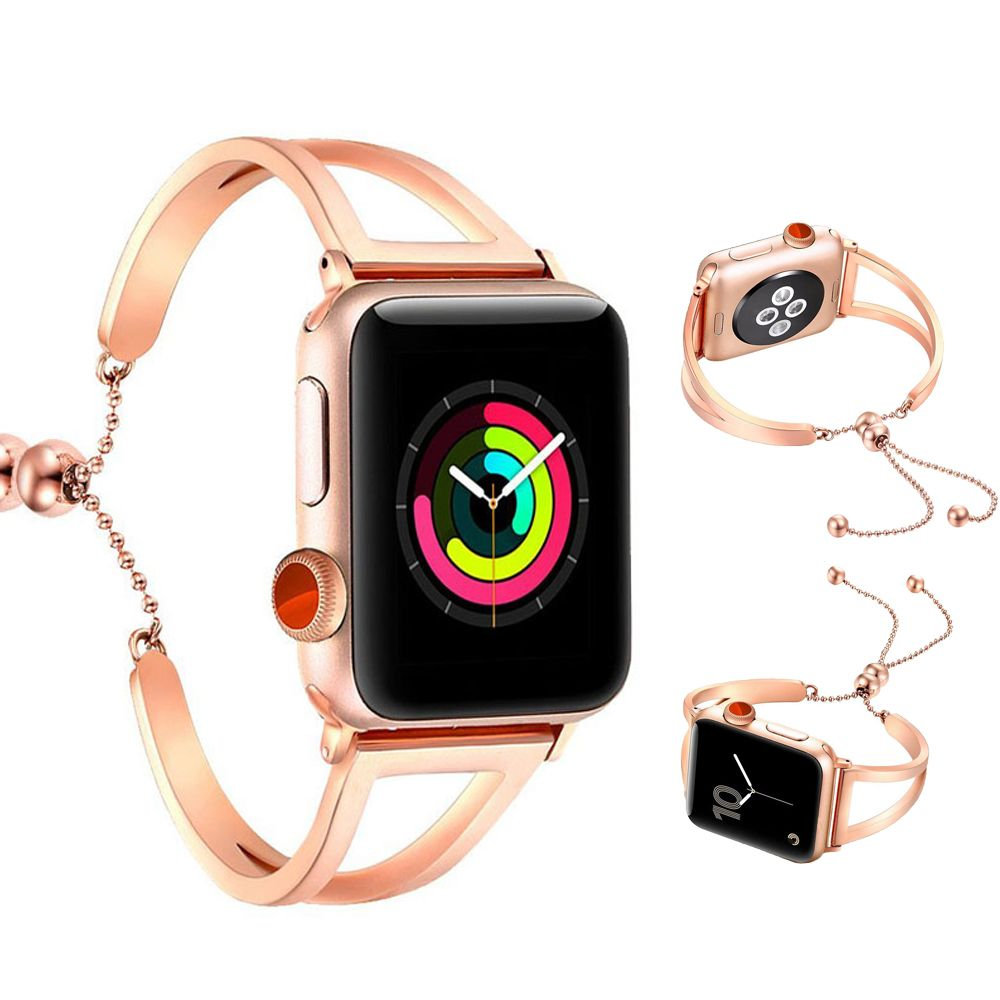 316L stainless steel watch strap for Apple watch band 42mm/38mm bracelet metal wrist belt watchband for iwatch series 3/2/1