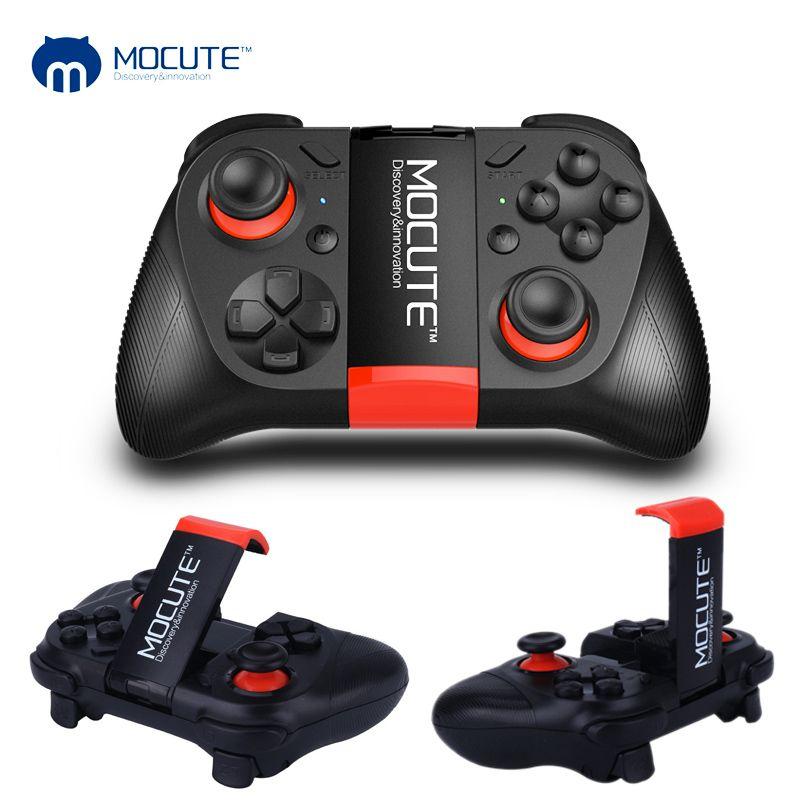 MOCUTE 050 VR manette Android manette Bluetooth contrôleur Portable jeu Pad Selfie télécommande obturateur pour PC téléphone intelligent