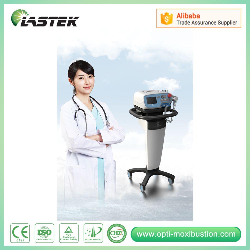 LASTEK Factory drop shipping rhinitis laser treatment blood circulation model LLLT ear acupuncture
