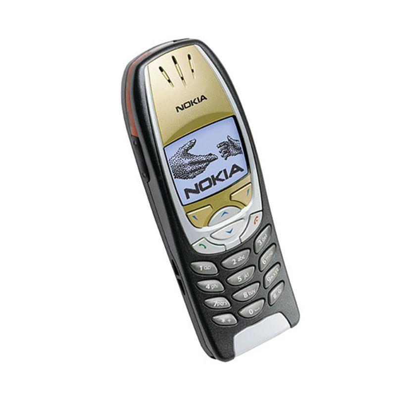 6310i Original Unlocked Nokia 6310i 2G GSM Tri-band Bluetooth Classical Cellphone Free Shipping