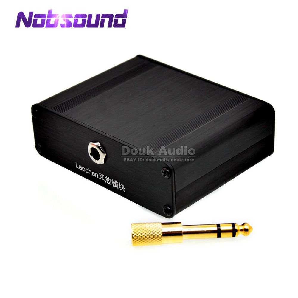 Nobsound Latest Headphone Output Module Converter Suit for 2A3 & 300B & EL34 & KT88 Tube amplifier