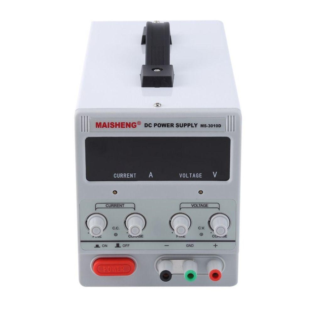 Test Reparatur Centre Dual-Digital-Display 30 v 10A Lab Grade DC Power Versorgung High Precision Variable Einstellbare Für Fabrik