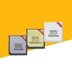 2018New Or Pro Dual Core RTS LTE Avec Lecteur de Carte Pour R4 SD SDHC Carte Carte