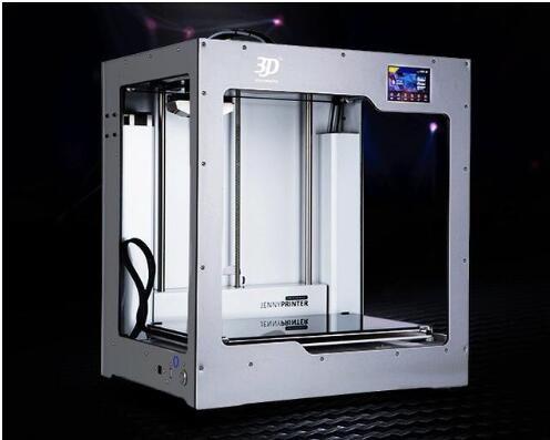 2019 JennyPrinter4 X340 plus Dual Extruder mit Touchscreen und Auto Level 3D Drucker DIY KIT Für Ultimaker 2 UM2 + erweiterte
