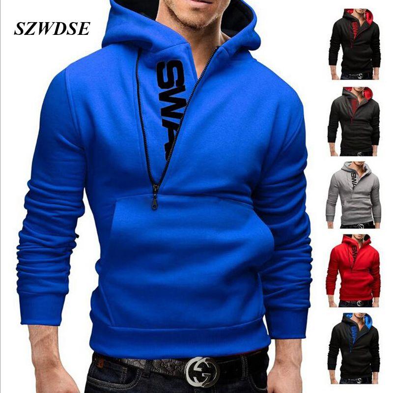 2018 neue Männer Herbst Winter sport tops plus größe 4 5XL Trainning Übung Pullover Sweatshirts Männlichen sportbekleidung