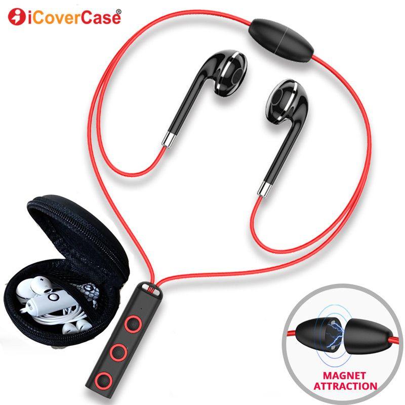 Bass Music Earphone Bluetooth Headphones Wireless For Lenovo Z5 P70 K6 VIBE S1 A2010 A1000 Case Earpiece Earbud Microphone BT313