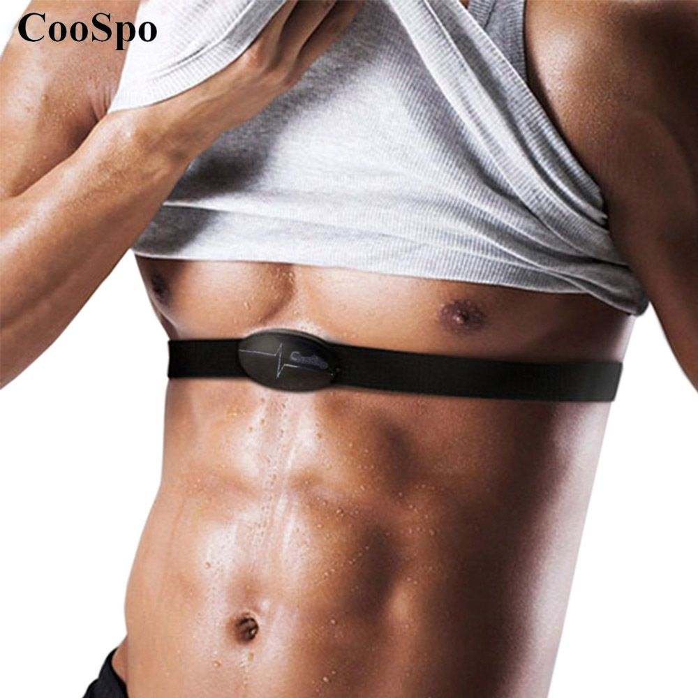 CooSpo H6 ANT Bluetooth V4.0 Fitness Wireless Heart Rate Monitor Smart Sensor Chest Strap Gym Fitness Equipment for Mobile Phone