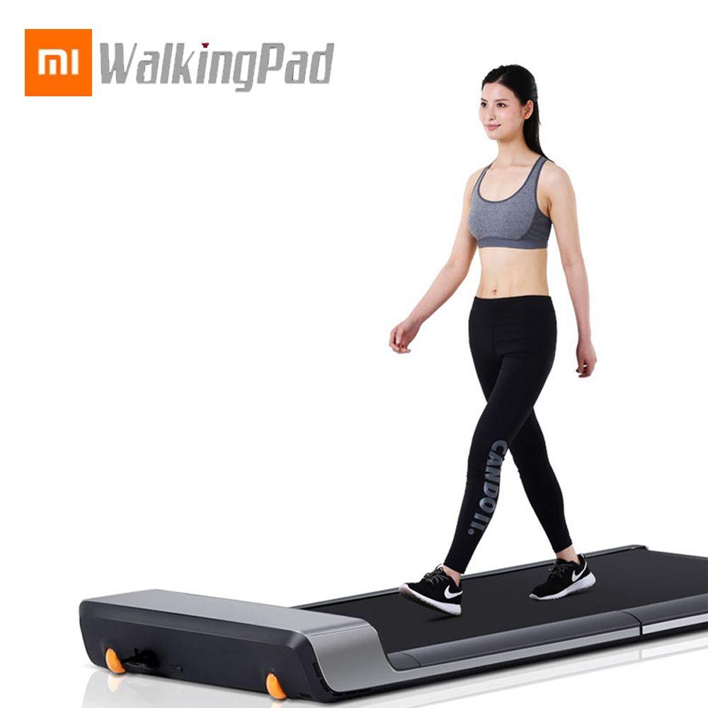 Xiaomi Mijia Walkingpad Übung Maschine Faltbare Haushalt nicht-flache Laufband Smart Control von Speed Connect Mijia App