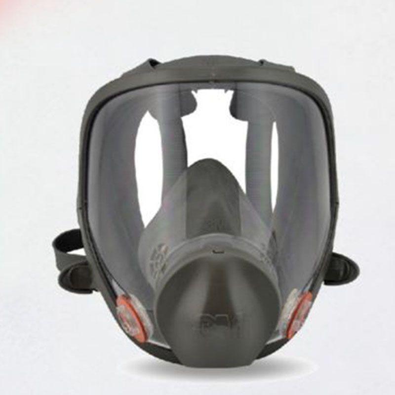 Original 3M 6800 Respirator Gas Mask Industry Painting Spraying Safety Full Face Gas Mask Facepiece Respirator