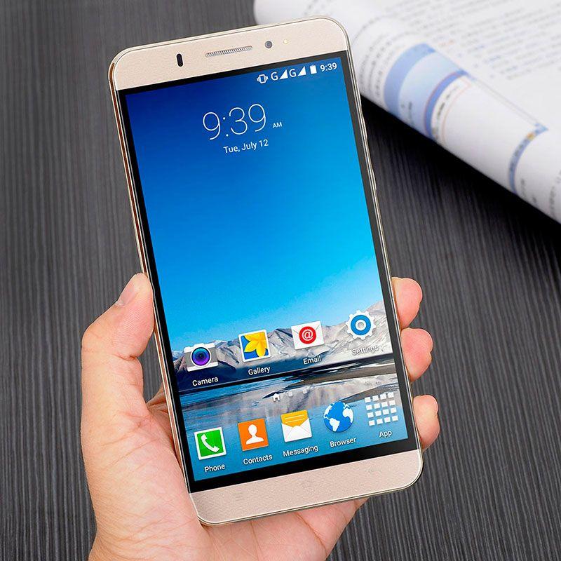 XGODY 6.0 pouce Android 5.1 3G Smartphone Tactile Débloqué Mobile Téléphone téléphone portable Y20 MTK6580 Quad Core 1 GB RAM 8 GB Dual Sim 6 pouces