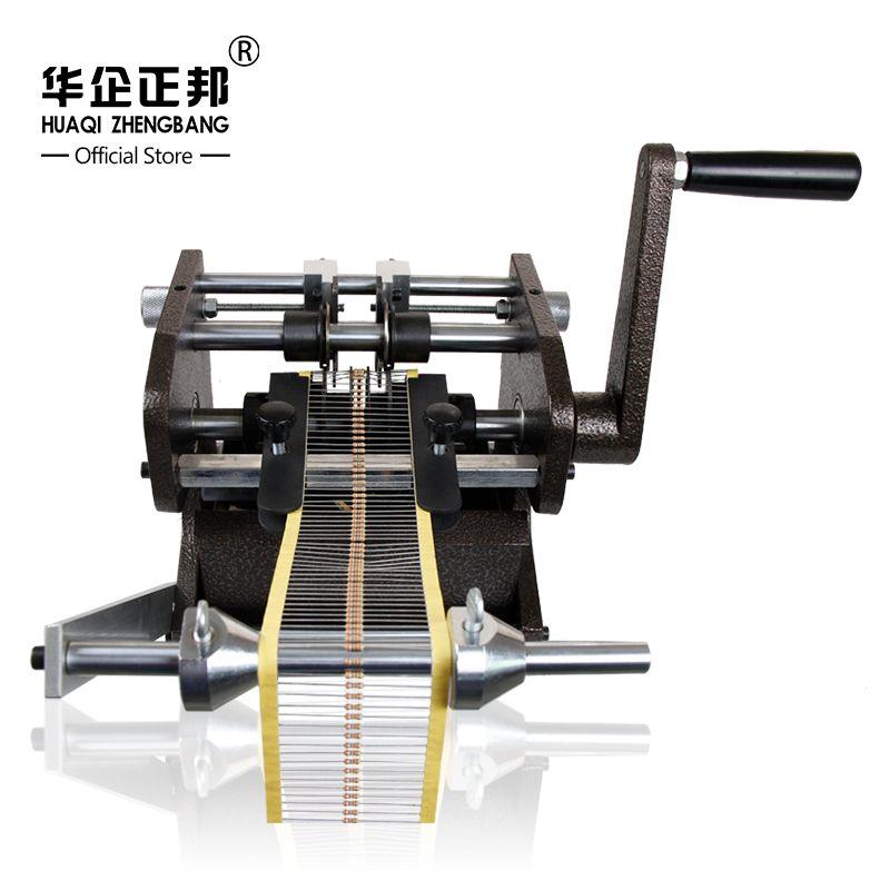 U type Resistor Axial Lead bend cut & form machine, resistance forming / U molding machine