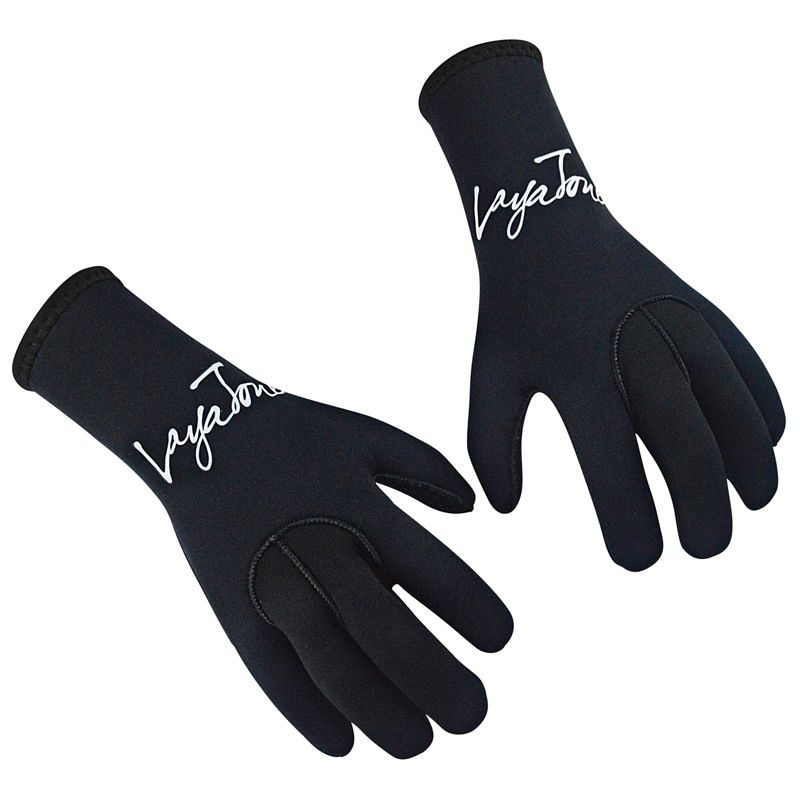 3mm Neoprene Diving Gloves Men Women Black For Spearfishing Underwater Hunting Swimming Sailing Snorkeling Keep Warm Non-slip