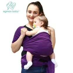 2018 porta bebé Sling para recién nacidos Soft abrigo infantil abrigo transpirable Hipseat lactancia materna cómoda cubierta de enfermería