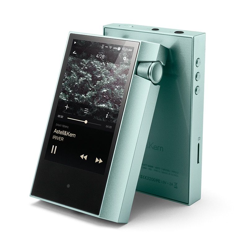 Original IRIVER Astell & Kern AK70 64 gb Hifi-Player Tragbare DSD DAP bluetooth Audio musik MP3 Player Verlustfreie musik MP3