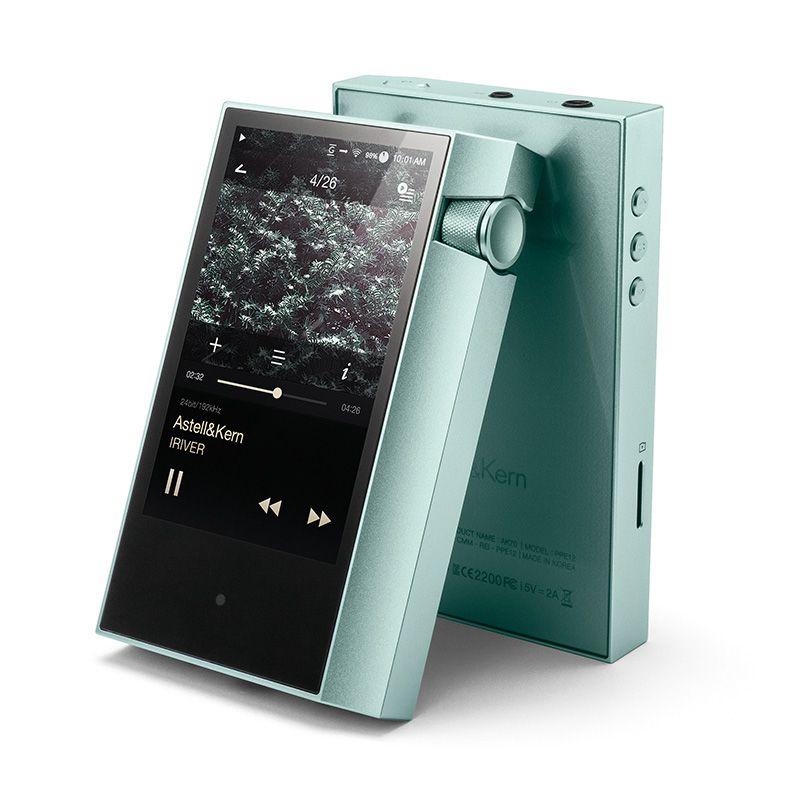 Original IRIVER Astell&Kern AK70 64GB Hifi Player Portable DSD DAP bluetooth Audio music MP3 Player Lossless music MP3