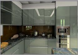 Австралия 2 Pac мебель для кухни, дизайн
