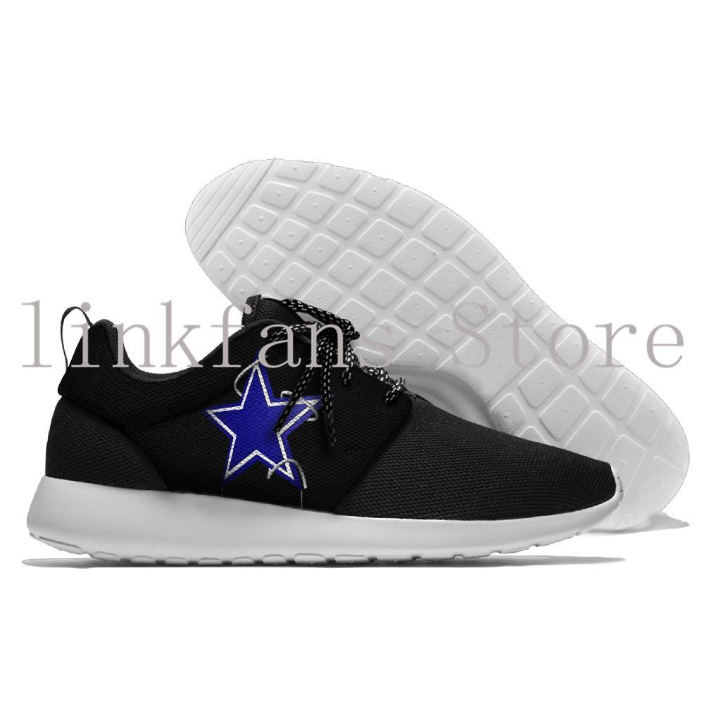 The Cowboys football team have won five of those Super Bowl appearances Breathable women Hunting sneakers travel sport shoes