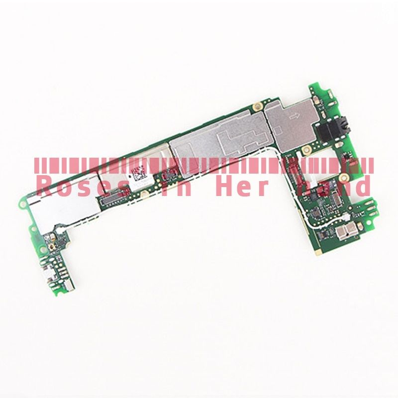 (Tested) Full Working Original Unlocked For HUAWEI Honor 7 16GB Motherboard Logic Mother Circuit Board Lovain Plate