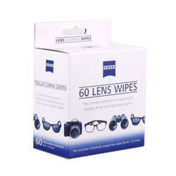 Wholesale 60 counts Zeiss industrial sunscreen japanese armpit cleaning wet wipes rolls for glasses
