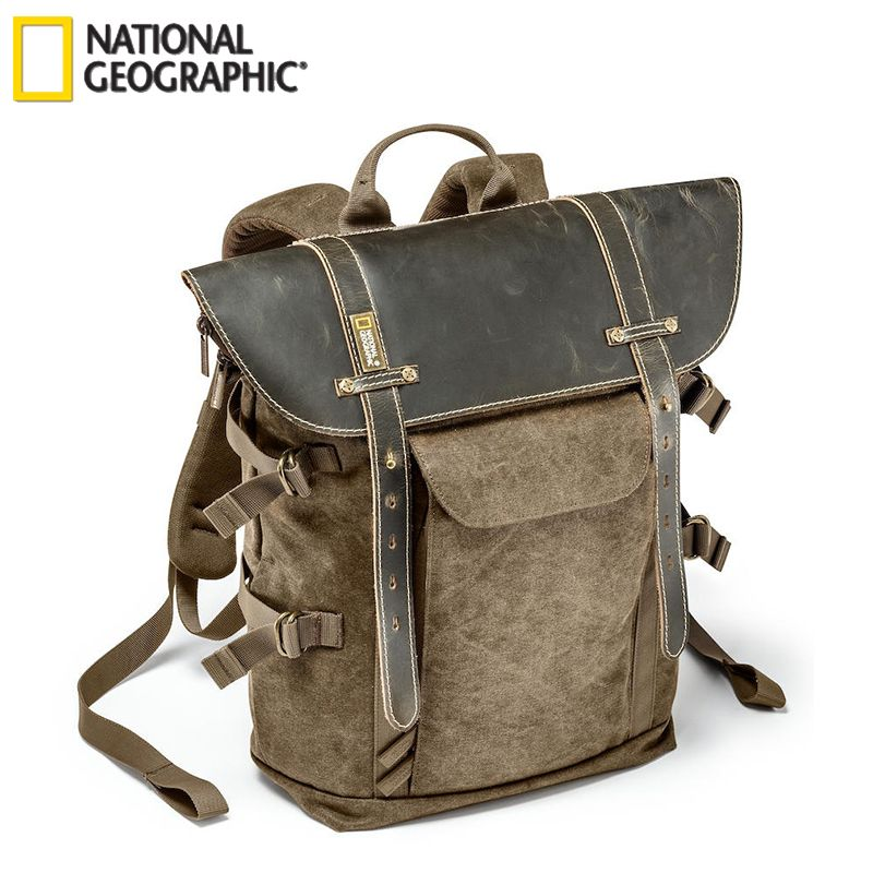 National Geographic NG A5280 Photo Backpack For DSLR Action Camera Tripod Bag Kit Lens Pouch <font><b>Laptop</b></font> Outdoor Photography Bags