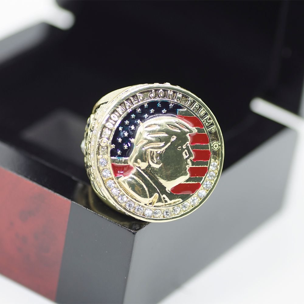 New Degsin 2017 the president of the united states Trump  ring who make america great again for Trump