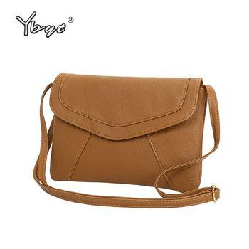 Bolsos de cuero de la vendimia hotsale mujeres novia señoras bolso famoso del diseñador crossbody hombro Messenger bolsas