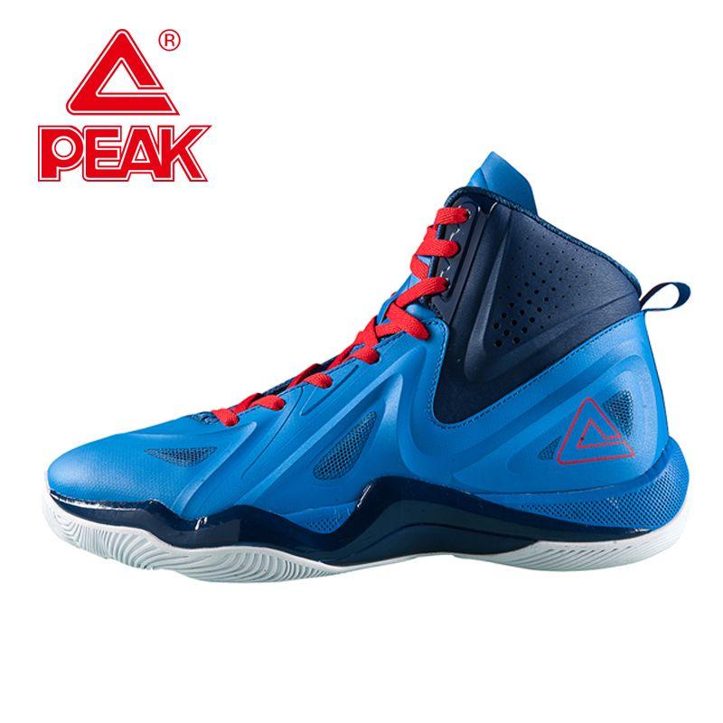 Пик sport Challenger 2.2 Для мужчин Баскетбольные кеды дышащие спортивные тренировки Сапоги и ботинки для девочек опоры Tech Прочная резиновая подошв...