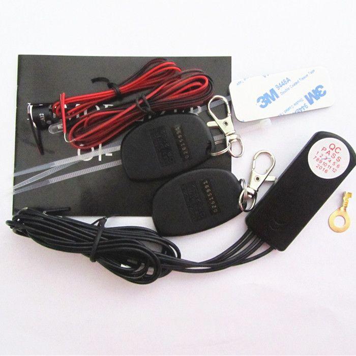 RFID автомобилей Иммобилайзер блокировка двигателя интеллектуальные противоугонные и схема отрезаны, автоматически блокировать и разблоки...