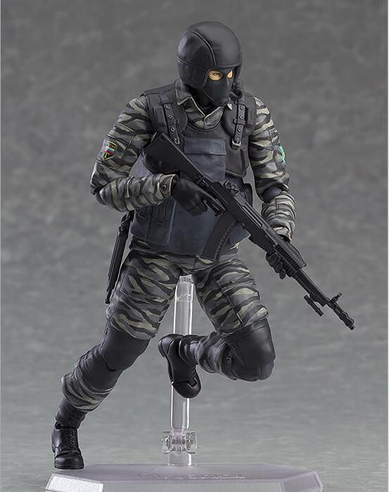 Figure Metal Gear Solid 2: Sons of Liberty Gurlukovich Solider Figma 298 PVC Max Factory Actions Figure Collectible Model Toys