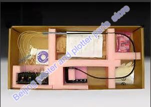 Neue original Tinte Rohrsystem für Designjet 1050C 1055 CM C6074-60415 C6074-60342 C6072-60145 plotter teil auf verkauf