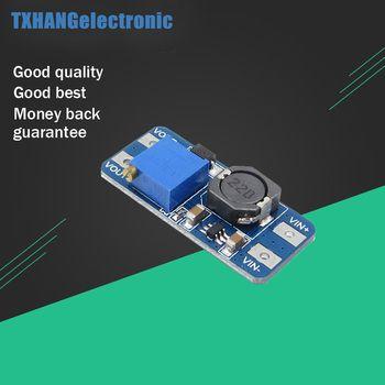 Mt3608 2A Max DC-DC Step Up Мощность модуль усилителя Мощность модуль для Arduino DC повышающий преобразователь