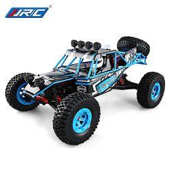 Jjrc Q39 RC Car 1:12 Listrik 2.4G 4WD 40Km/Jam Highlander Kursus Singkat Rakasa Truk Rock Crawler Off Road RC Mobil Mainan