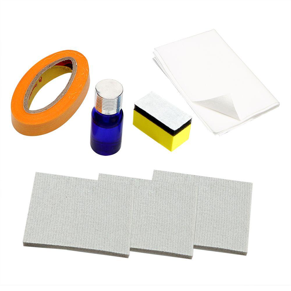 Restores Clarity For car head lamp lense Anti-scratch Increase Visibility Headlamp Polishing DIY Headlight Restorstion Kit