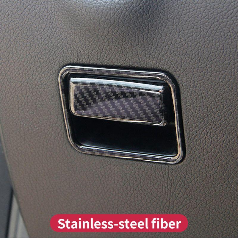 Pour Mercedes Benz ML350 2012 320 GL450 amg gle W166 GLS63 350d A w176 B W246 GLA X156 accessoires d'autocollants de frein à main de stationnement