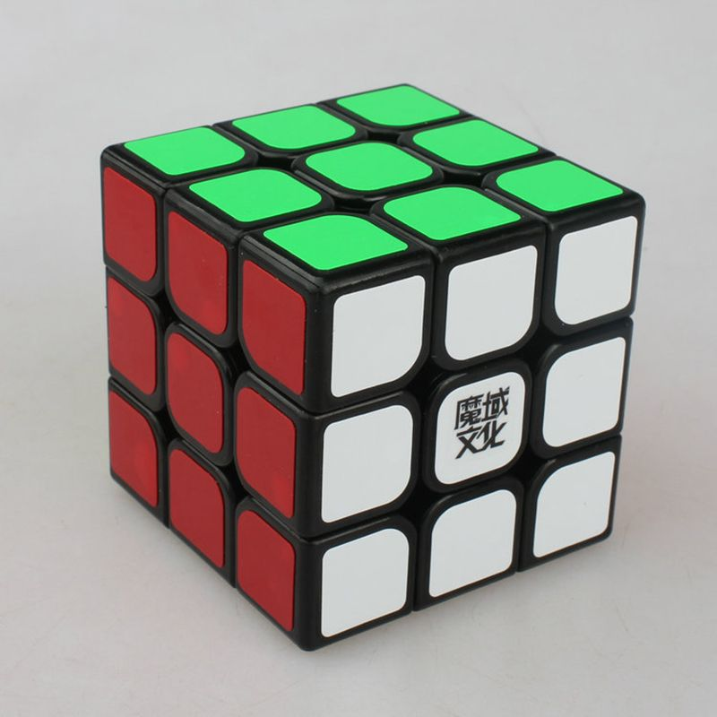 MOYU AOLONG V2 Hight Quality Magic 57mm 3x3x3 Cube Speed Puzzle Cube Toys