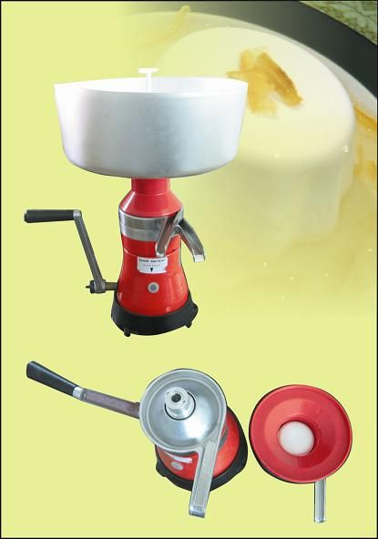 Hohe Qualität & Großhandel Preis Haushalt Edelstahl Hand Milchcreme Separator Maschine FL-80