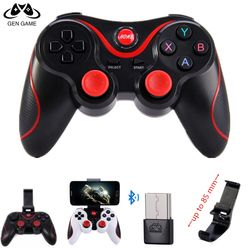 Gen Game X3 Game Controller Smart Wireless Joystick Bluetooth Android Gamepad Gaming Remote Control T3 Phone for PC Phone Tablet