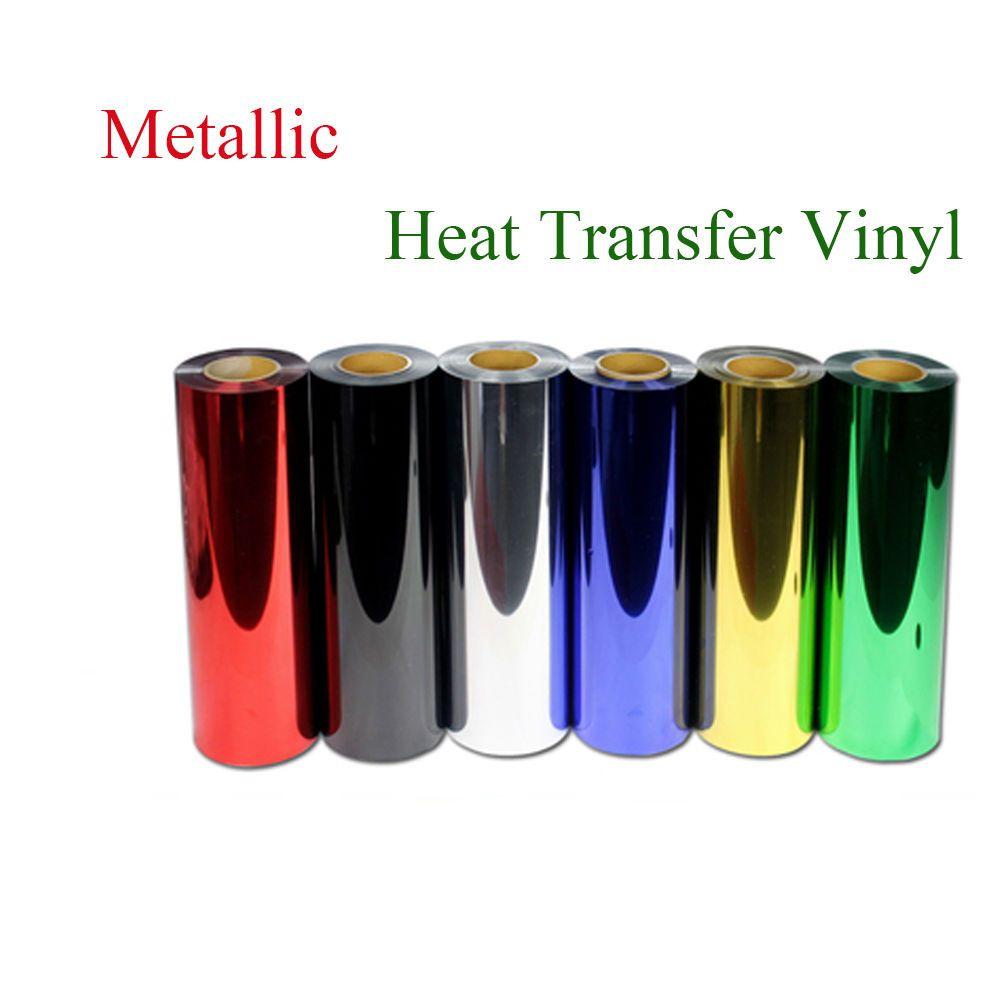 Film de transfert de chaleur métallique 20