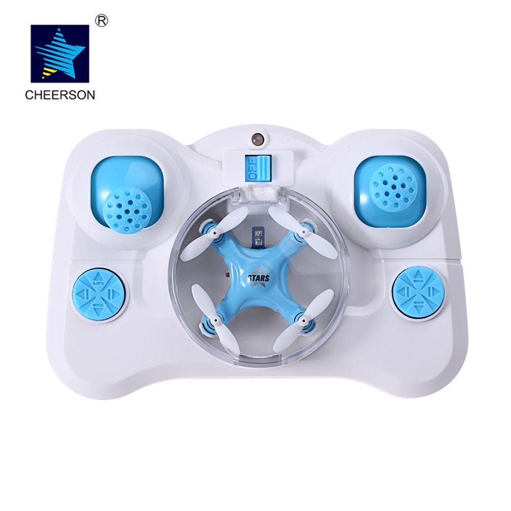 Cheerson CX - STARS Mini Drone 2.4G 4CH 6-Axis Gyro RTF Professional RC Drone RC Quadcopter Remote Control Dron Toys VS JJRC H8