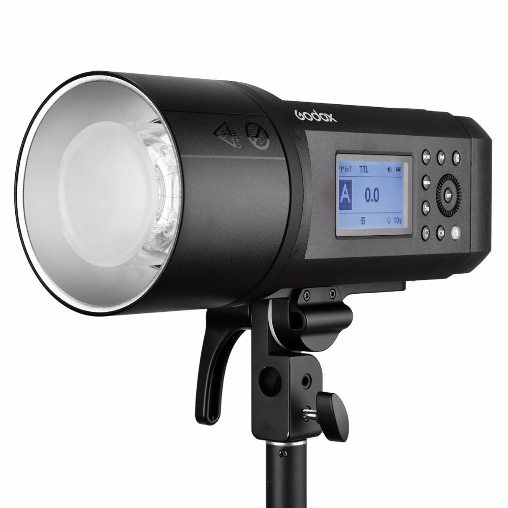 Godox AD600 Pro WITSTRO All-in-One Outdoor Flash AD600Pro Li-on Battery TTL HSS with Built-in 2.4G Wireless X System