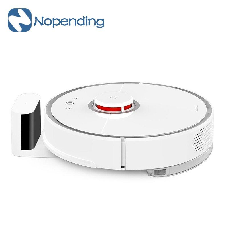 [Version internationale] New Original Xiaomi Mi Robot Aspirateur Mijia Roborock 2ème Automatique Robot De Nettoyage 2 Smart Control