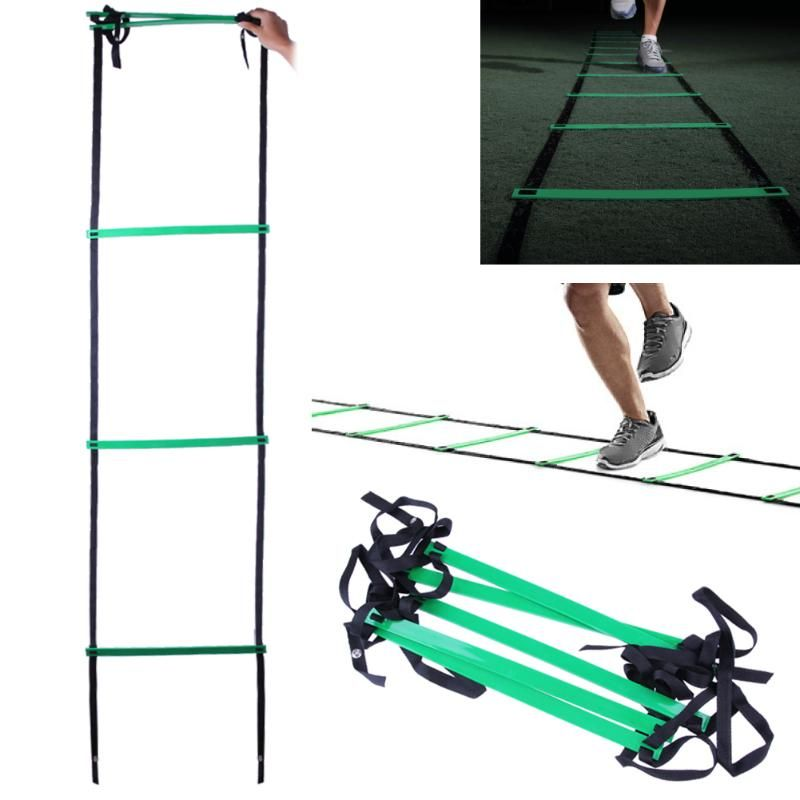 5 rung 10 Feet 3m Agility Ladder for Soccer and Football Speed Training With Carry Bag/Fitness Equipment High Quality Accessory