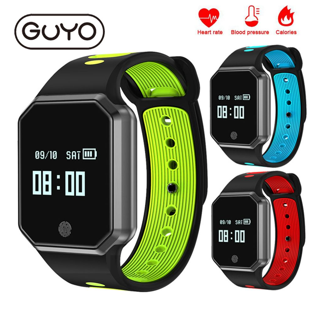 Smart Watch Heart Rate Monitor Waterproof  Smart Wristband Fitness Tracker Bluetooth For Android IOS IP67 women men gps