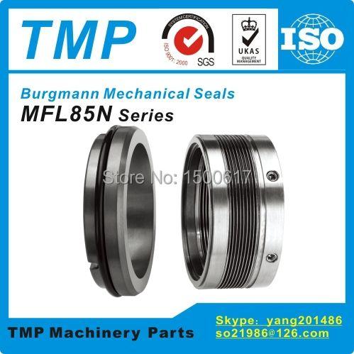 MFL85N-20 Burgmann Mechanical Seals (Material:SiC/SiC/Viton) MFL85N/20-G9 high temperature Metal bellow Seals (Shaft Size:20mm)