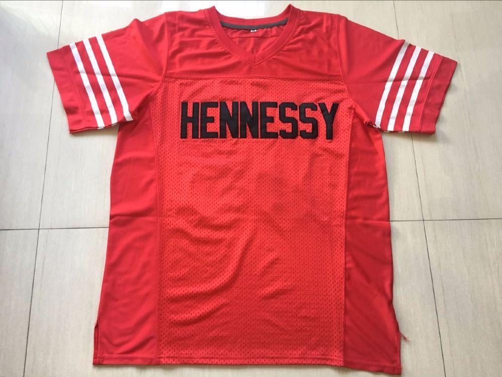 Queens Bridge Jersey #95 Hennessy Alll Stitched Logo Men S-3XL Jerseys Free Shipping Viva Villa