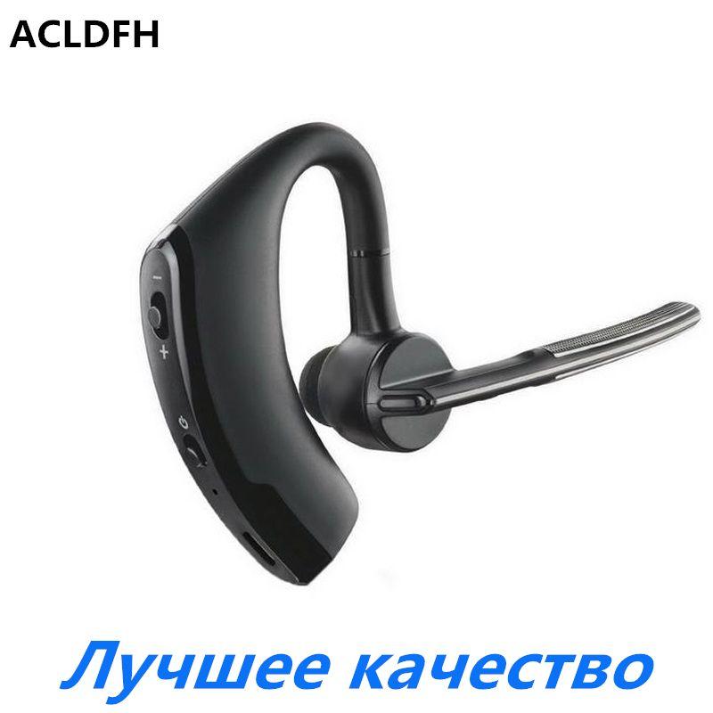 ACLDFH Bluetooth Écouteur Fone De Ouvido Casque bluetooth Écouteurs V4.0 Sans Fil Écouteurs antibruit écouteur avec mic