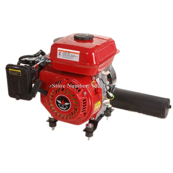 Low noise & energy consumption 3000W Gasoline generator process controller for 48V 60V 72V Electric motor / car / vehicle